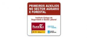 Primeros auxilios no sector agrario e forestañ